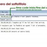 come redigere uno script per sottotitoli